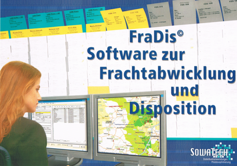 Dispositionssoftware, Frachtabwicklung, Sowatech